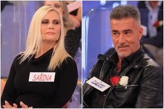 La scelta inaspettata di Claudio Cervoni e Sabina Ricci a Uomini e Donne spiazza Maria De Filippi