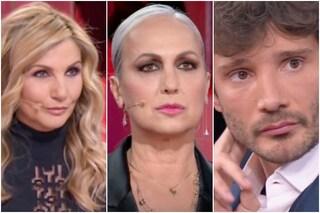 """Lorella Cuccarini contro Celentano: """"Devi essere onesta"""", poi Alessandra attacca Stefano De Martino"""