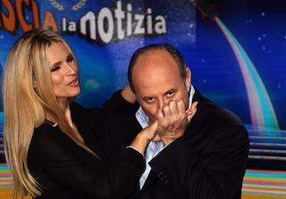 A Striscia la Notizia torna la coppia Gerry Scotti e Michelle Hunziker