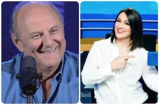 Gerry Scotti e Francesca Manzini conducono Striscia la Notizia