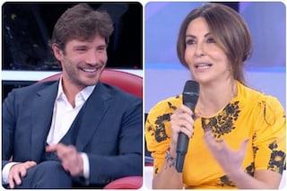 """Sabrina Ferilli a Stefano De Martino: """"Stasera ci hanno preso di petto con i parrucchieri"""""""