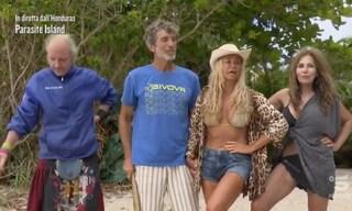 """Isola dei Famosi 2021, Vera Gemma decide di restare a Parasite Island: """"Lo faccio per mio figlio"""""""
