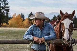 """""""Yellowstone"""": Kevin Costner torna con una saga familiare a tinte forti"""