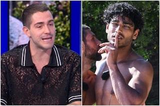 """Tommaso Zorzi contro Akash assente all'Isola, Kumar: """"Ieri sera messaggiavamo, adesso mi attacchi"""""""