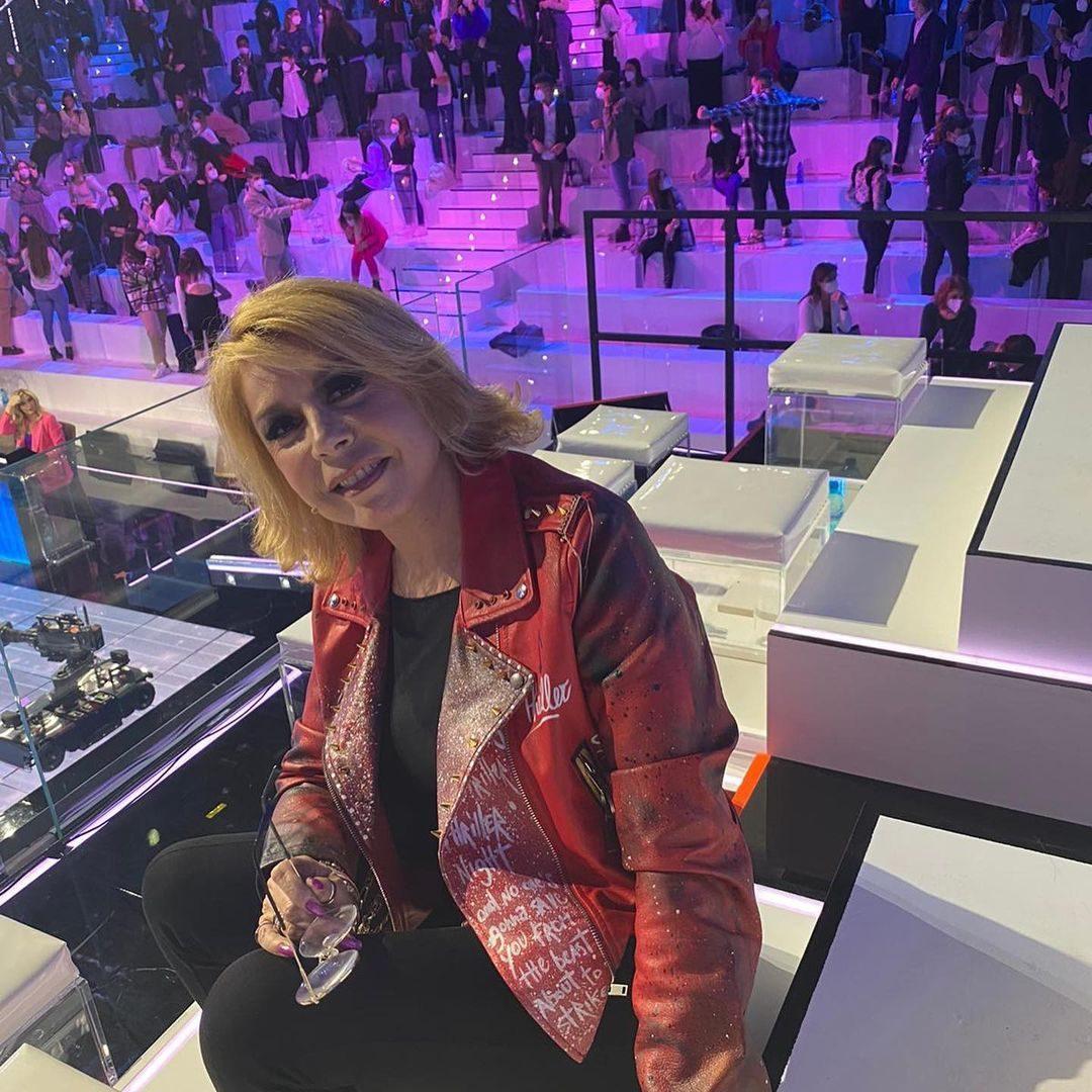 Anna Pettinelli ad Amici 2021