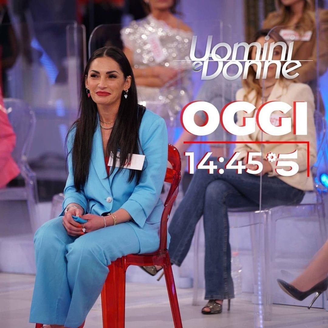 Ida Platano è tornata a Uomini e Donne nella puntata andata in onda il 15 aprile