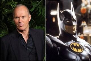 Michael Keaton dopo 30 anni torna a interpretare Batman in The Flash di Andy Muschietti