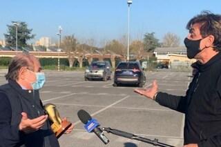 """Tapiro a Giancarlo Magalli: """"Sostituito da Salvo Sottile a I fatti vostri? Mi propongano altro"""""""