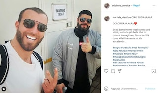 Michele Dentice di Uomini e Donne debutta come attore, ecco in quale serie tv lo vedremo