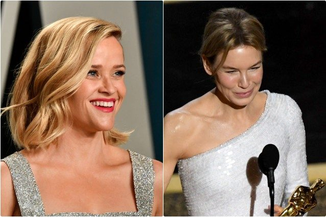 Reese Witherspoon e Renée Zellweger