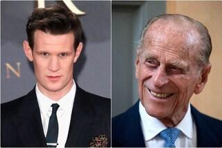 """""""Non sarà lo stesso senza di lui"""", le condoglianze degli interpreti del principe Filippo in The Crown"""