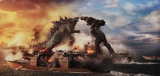 Godzilla vs Kong, atteso in Italia fa record di incassi negli Usa
