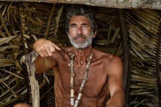 Brando Giorgi lascia temporaneamente l'Isola dei famosi 2021 per motivi di salute