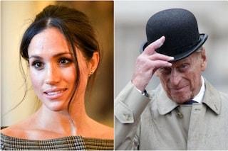 """Meghan Markle assente al funerale del principe Filippo: """"Non vuole essere al centro dell'attenzione"""""""