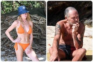 """Isola dei Famosi, Angela Melillo: """"Paul Gascoigne capisce l'italiano quando gli pare"""""""