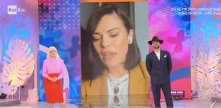 Bianca Guaccero ha il Covid, l'annuncio in diretta a Detto Fatto