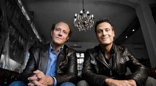 """Ale e Franz in Fuori Tema, il nuovo show in seconda serata: """"La Rai ci ha chiesto di osare"""""""