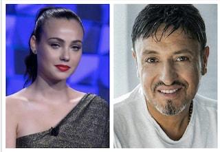 """Rosalinda Celentano studia canto con Gigi Finizio: """"Voglio fare musical"""""""