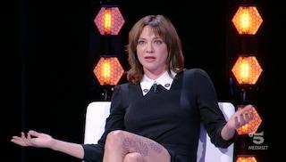 """Asia Argento difende Vera Gemma: """"Francesca Lodo ha sbroccato, se c'ero io non so come finiva"""""""