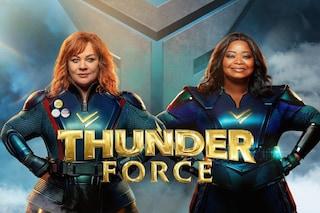 Thunder Force: data d'uscita, cast e trama del film Netflix con Octavia Spencer e Melissa McCarthy