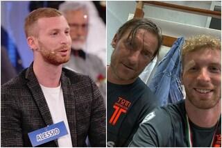 Chi è Alessio Ceniccola, il calciatore che corteggia Samantha Curcio a Uomini e Donne