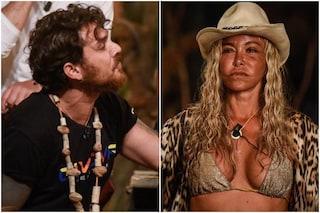 """Isola 2021, scoppia la guerra tra Andrea Cerioli e Vera Gemma: """"Con la fame non si scherza"""""""