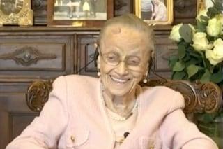 La mamma di Paolo Brosio compie 100 anni, gli auguri vip da Carlo Conti a Giorgio Panariello