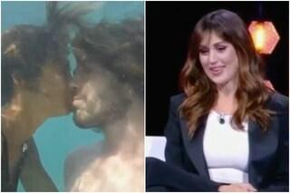 Bacio in apnea tra Ignazio Moser e Francesca Lodo all'Isola 2021, la reazione di Cecilia Rodriguez