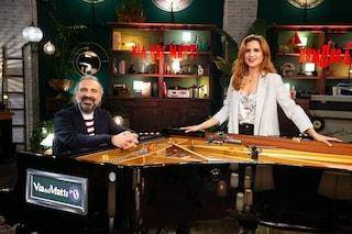 Via dei Matti Numero 0, gli ospiti del programma di Stefano Bollani e Valentina Cenni