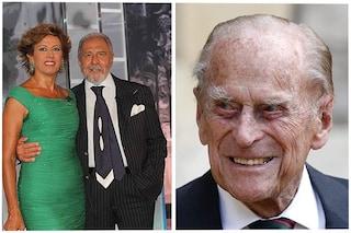 """Antonio Caprarica: """"Il principe Filippo amava le donne, attaccò bottone anche con mia moglie"""""""