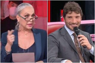 """Amici 2021, Alessandra Celentano a Stefano De Martino: """"Meno male che hai fatto un'altra carriera"""""""
