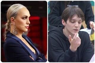 """Amici 20, Alessandra Celentano lancia guanto di sfida a Samuele: """"Tenuto sotto una campana di vetro"""""""