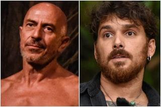 Andrea Cerioli s'infuria per la nomination di Roberto Ciufoli: la reazione nel fuorionda dell'Isola