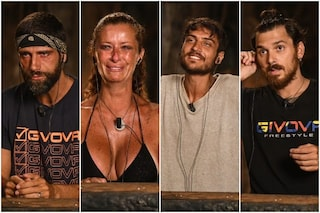 Chi vincerà L'Isola dei Famosi 2021: uno tra Awed, Valentina Persia, Gilles Rocca e Andrea Cerioli
