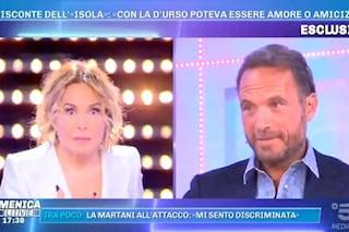 """Il Visconte Guglielmotti: """"Sono innamorato di Barbara D'Urso"""". Lei lo rifiuta in diretta"""