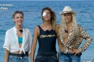 """Isola dei Famosi 2021, Elisa Isoardi ferita ad un occhio: """"È stato un lapillo bollente"""""""