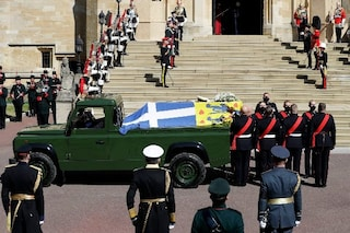I funerali del Principe Filippo, la cerimonia privata al Castello di Windsor