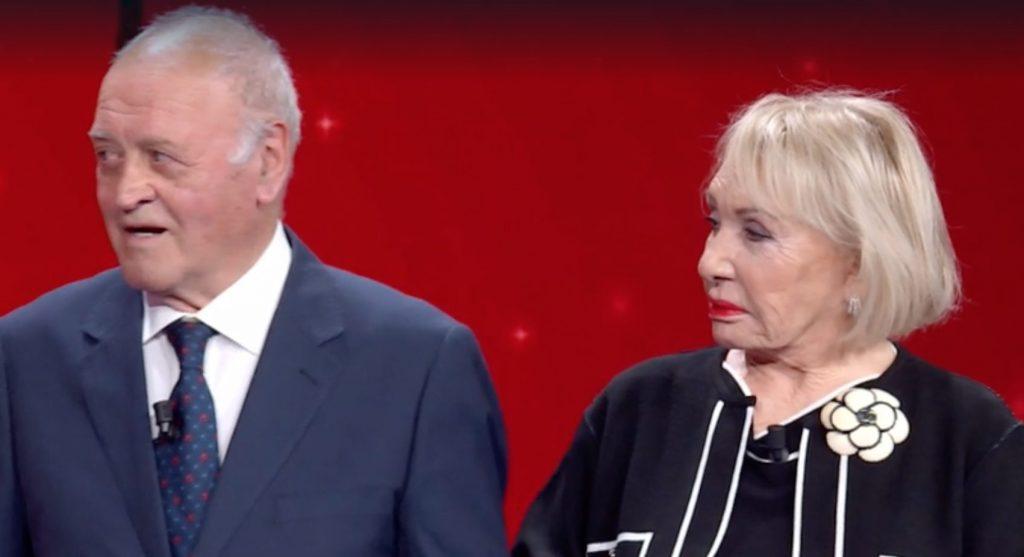 I genitori di Simona Ventura