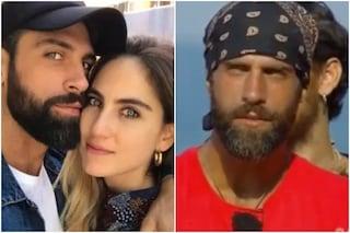 """Isola 2021: """"Gilles Rocca è stato male"""", la fidanzata Miriam Galanti lo consola con un messaggio"""