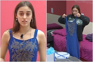Amici 20: Giulia Stabile riceve in regalo un abito da sera dalla signora Margherita, ecco perché