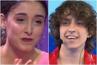 """Sangiovanni canta l'amore per Giulia Stabile e la tenerezza del loro primo bacio: """"Non amo che te"""""""