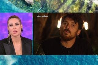 """Andrea Cerioli minaccia di lasciare l'Isola dei famosi 2021: """"Di me solo clip in cui piango"""""""