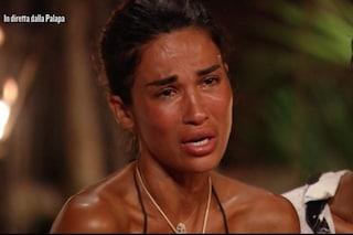 Francesca Lodo scoppia in lacrime all'Isola dei famosi 2021