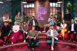I 10 concorrenti di Lol - Chi ride è fuori: chi sono i comici nel cast