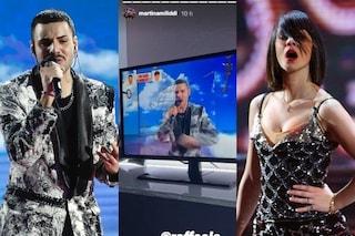 Martina Miliddi scrive a Raffaele Renda dopo l'eliminazione del cantante da Amici