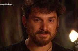 """Andrea Cerioli piange di fronte alla fidanzata Arianna Cirrincione: """"Pronto a diventare padre"""""""