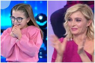 Amici 20, Olivia fa piangere mamma Veronica Peparini, Stefano De Martino e Stash