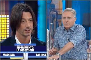 """Avanti un altro di sera, la gaffe di Francesco Oppini: """"Mandibola e mascella sono la stessa cosa"""""""