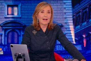 Barbara Palombelli lascia Stasera Italia Speciale e saluta il pubblico, chi prenderà il suo posto