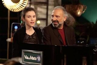 Stefano Bollani con sua figlia Frida in Tv, sarà ospite a Via dei Matti numero 0